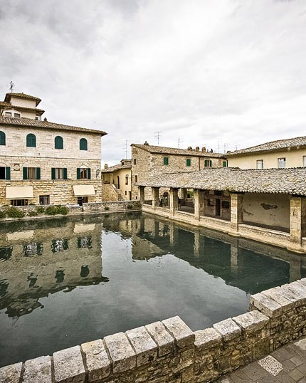 Siena bagno vignoni taxi sienataxi siena - Bagno vignoni siena ...